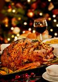 Коледният обяд по света