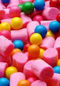 Дъвчащите бонбони с пълнеж са най-вредното лакомство