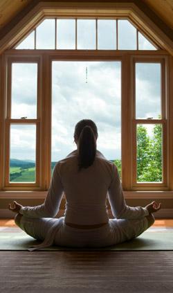 Медитация срещу стрес, болка и депресия