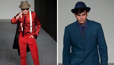 Men's fashion trends Fall/Winter 2013/2014