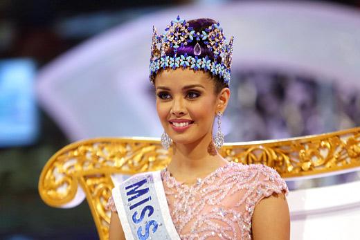 Мис Филипини Меган Янг е Мис Свят 2013