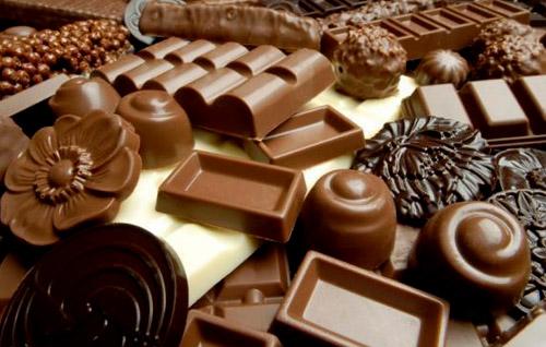 Къде консумират най-много шоколад?