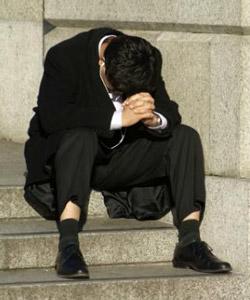 Безработицата състарява мъжете преждевременно