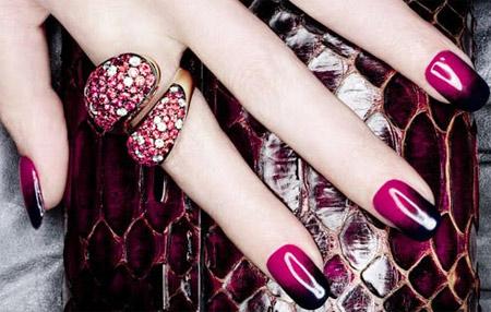 Модни тенденции при маникюра за Есен/Зима 2013-2014