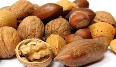 Eat nuts for health