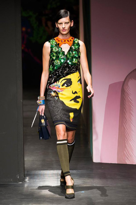 Print trends for Spring/Summer 2014