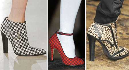 Световните модни тенденции при обувките за сезон Есен/Зима 2014