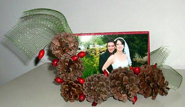Празнична рамка за снимка