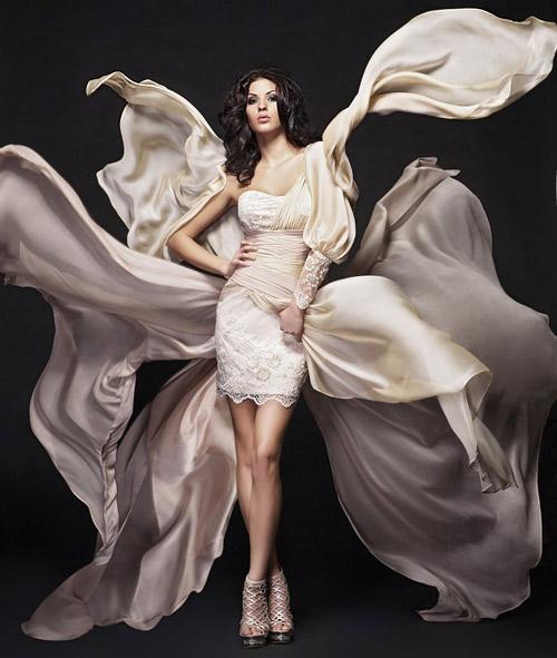 София Борисова облича Мис България 2013