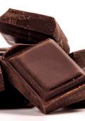 За почитателите на екстравагантни комбинации - шоколад с вкус на чесън