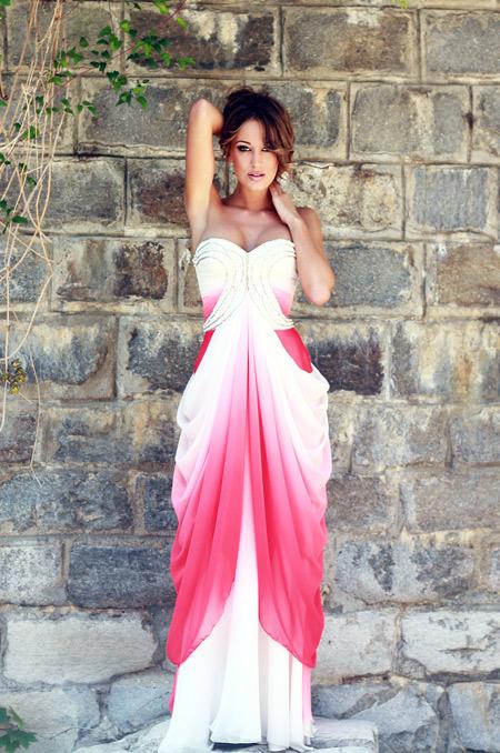 Колекция абитуриентски и официални рокли за сезон пролет-лято 2013