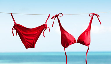 Women are most confident in a swimsuit at 59