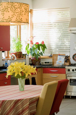 Обзавеждането на дома издава темперамента