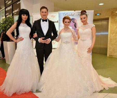 Bridal Fashion и Cacharel с бляскаво TRUNK SHOW