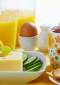 Хапвайте повече на закуска, а не на вечеря, ако искате да забременеете
