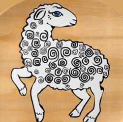 2015 - годината на Зелената дървена овца