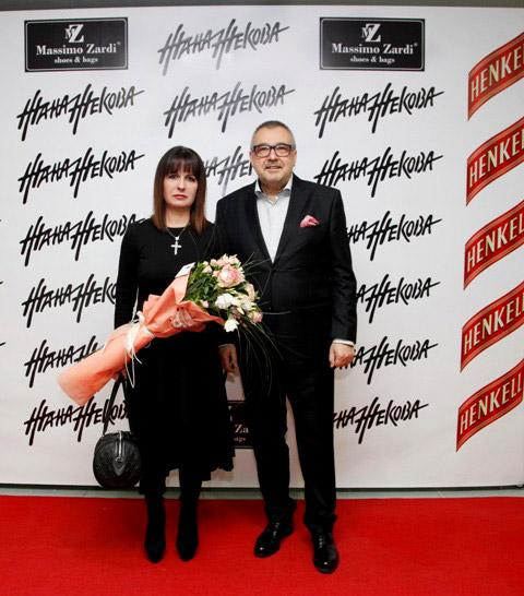 Жана Жекова - 30 години в модата