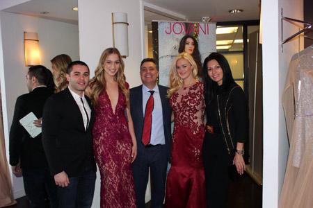 JOVANI избра ROSE FASHION за единствен представител в България