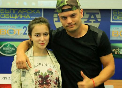 Кристо и Мартина Йорданова