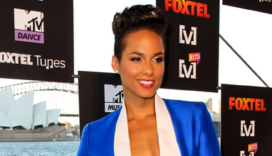 Alicia Keys is the new face of Givenchy