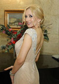 ВИП дами с тоалети от Bridal Fashion на седмия руски бал
