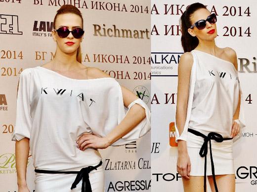 Атрактивен ревю-спектакъл за БГ Модна икона 2014
