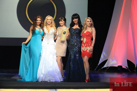 Bridal Fashion с награда Best Brand Award
