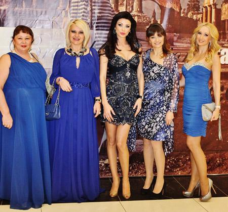 Блясък и стил от Bridal Fashion на балa на топмоделите