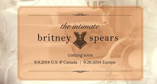 Бритни Спиърс със собствена линия бельо