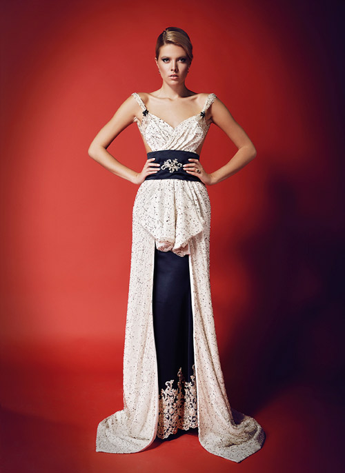 'Bride' Magazine: Prom dresses 2015
