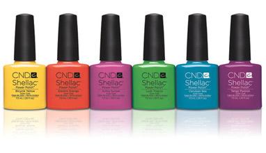 CND ви кани в Рая на цветовете с тропическо настроение и неонови нюанси