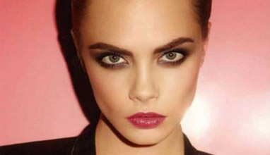 Cara Delevingne is the new face of Yves Saint Laurent
