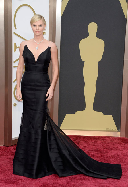 The most stylish celebrities at the Oscars