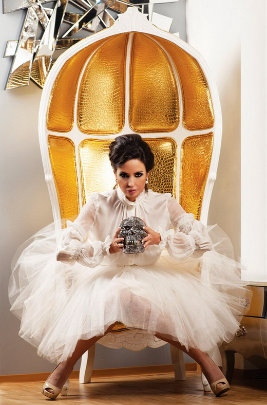 Наталия Гуркова с ексклузивна фотосесия и интервю за Coiffure Beauty
