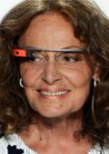Даян Фон Фюрстенберг създаде нова линия рамки за очилата на Гугъл