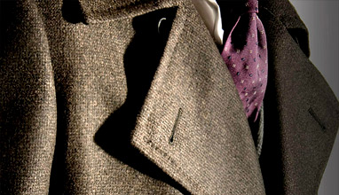 Estrato - Trabaldo Togna's natural wool and cashmere fabrics