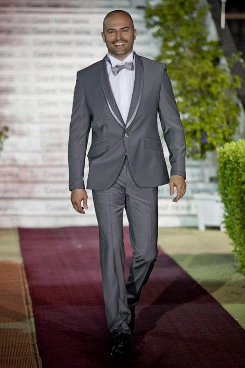 Водещата марка за мъжка мода Andrews/ представя своята колекция пролет-лято 2014.