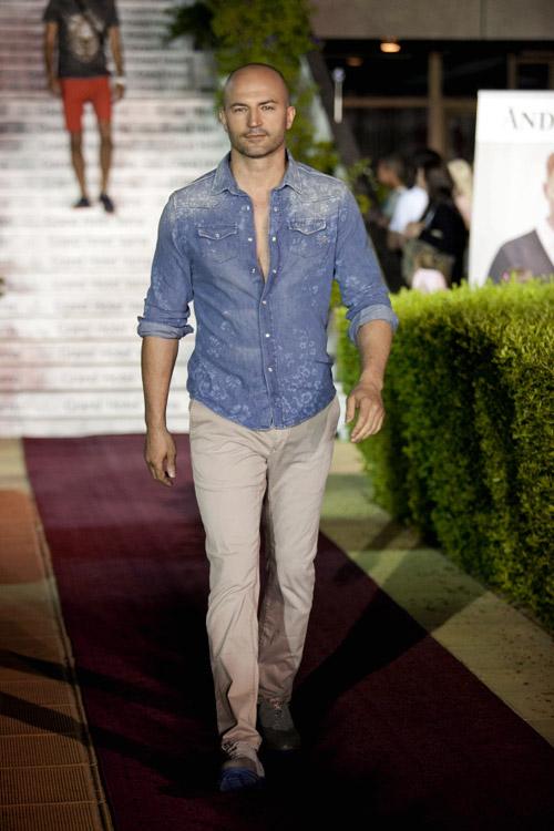 Tempo casual придаде нотка урбан стил на Фестивала на Модата и Красотата 2014