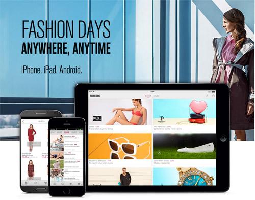 Fashion Days отчита забележителен ръст на мобилните продажби
