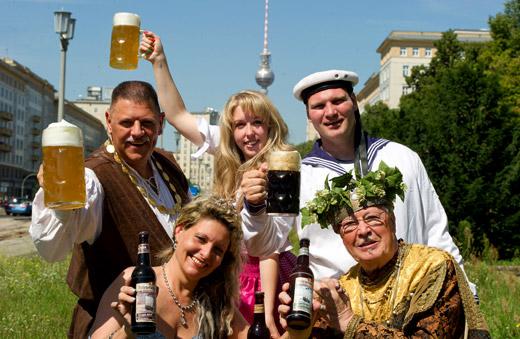 Къде е най-забавно - Берлин, Лондон, Токио?