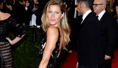 Gisele Bündchen is the new face of Chanel N°5