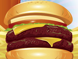 Гурме хамбургер?