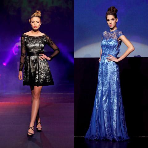 Жана Жекова отбеляза 30 години в модата с пищен спектакъл