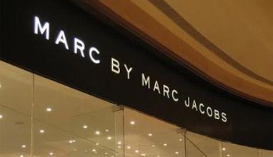 В един от магазините на Марк Джейкъбс не се плаща с пари