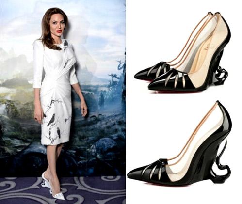 Анджелина Джоли с ново амплоа - дизайнер
