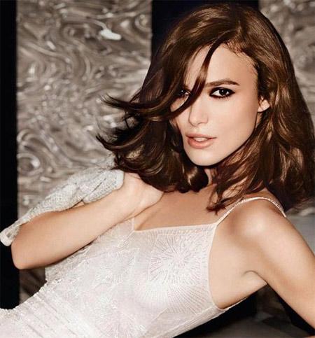 Кийра Найтли представя новия аромат на Шанел