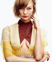 Карли Клос за моделството