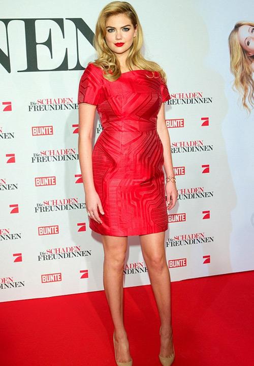 Кейт Ъптън - най-търсеният модел за 2014 г.