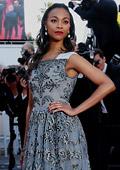 Зоуи Салдана е новото рекламно лице на  L'Oréal Paris