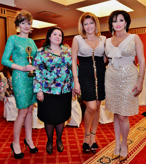Мисис Дама на годината 2014